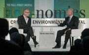 Edmund G. Brown Jr., Governor, State of California interviewed by Robert Thomson, Editor-in-Chief, Dow Jones & Company and Managing Editor, <em>The Wall Street Journal</em> March 23, 2012