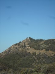 La Cumbre Peak from the East