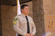 Custody Sergeant Anthony Espinoza