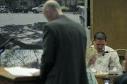 Victim Vincent Velasquez's friend, Ray Velez, delivers emotional testimony during the murder trial of Benjamin Vargas (April 9, 2012)