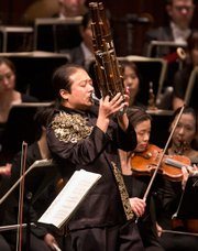 Soloist Wu Wei