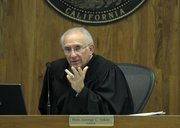 Judge George Eskin