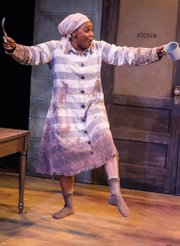 Jannie Jones brings great vitality and heart to the role of Pearl.