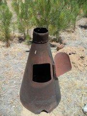 Basin iron
