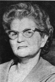 The last person from Santa Barbara to be executed was Elizabeth Duncan, in 1962, for hiring hit men to kill her pregnant daughter-in-law.