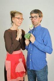 Nancy Nufer and Devin Scott