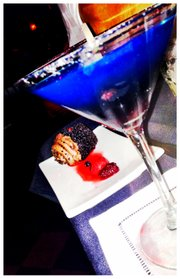 The Bomb Pop Martini by Rick Reyes