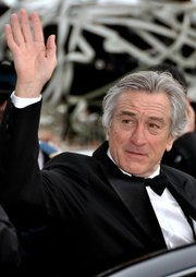 De Niro at the Cannes Film Festival, 2011