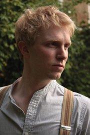 Michael Benz as Hamlet.