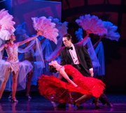 <em>An American Tango</em> at the Lobero Theatre