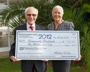 Michael Towbes - Chairman of the Montecito Bank & Trust Board, Janet Garufis - Montecito Bank & Trust President & CEO