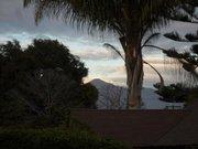 Montecito Peak as seen from S.B.'s Westside