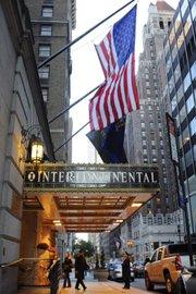 Intercontinental New York Barclay