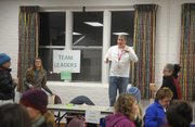 More than 600 volunteers hit the streets before dawn two days running to count the county's homeless. Rob Fredericks provided a few last-minute pointers.