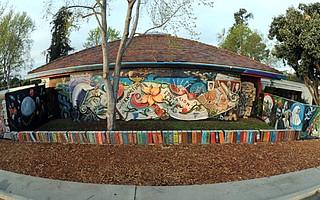 Eastside Library Mural
