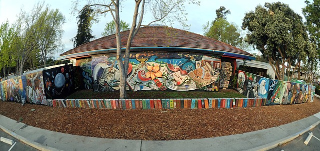 Eastside Library Mural