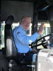#1.  Clarence Suhr holds an outstanding Safe Driving record of 33 years.
