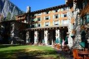 Yosemite's Ahwahnee Hotel