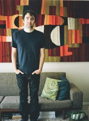 <b>A HAPPY HOMECOMING:</b>  Santa Barbara's Jimmy Tamborello heads to the S.B. Bowl this weekend as one-third of the electro-pop act The Postal Service. This year, the band celebrates the 10th anniversary of its platinum-selling debut album, <i>Give Up</i>.
