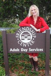 Executive Director Heidi Holly oversees the Goleta Friendship Center and a sister center in Montecito.