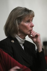 <b>MUM FOR NOW:</b>  Congressmember Lois Capps hasn't said which way she'll vote on possible military action in Syria.