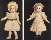 <b>COLLECTIBLE FRENCH DOLLS:</b>  Huguette paid nearly $30,000 for these collectible 19th-century French dolls at an auction in 1993. Her doll collection is valued today at $1.7 million.
