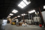 The Salsipuedes Street brewery moved next door, expanding its capacity, tasting room, and hours.