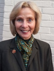 <b>SECURELY SEATED:</b>  The envy of many a Santa Barbara politician, Lois Capps's tenure in California's 24th U.S. Congressional District remains pat.