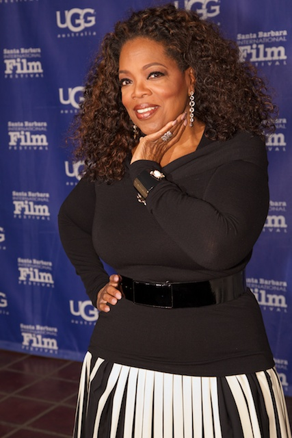 SBIFF 2014: Appreciating Oprah Winfrey's 'Body of Work'