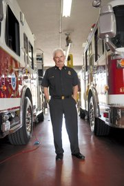 <b>Paddy Boy:</b>  Though the luck of the Irish had only a little to do with his career trajectory ​— ​frontline firefighter to union leader to political power broker to fire chief ​— ​Patrick Joseph Michael McElroy came into the world on March 17, Saint Patrick's Day.