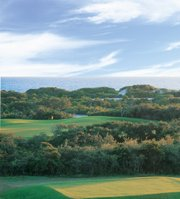 Mornington Peninsula golf