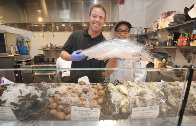Santa barbara public market opens for Enterprise fish santa barbara