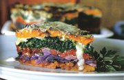 Cantwell's Roasted Vegetable Tart