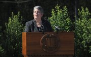 Janet Napolitano, President of the University of California