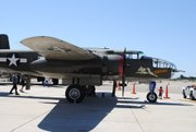 The <em>Tondelayo</em> B-25 visited Santa Barbara airport during the Wings of Freedom Tour in May.