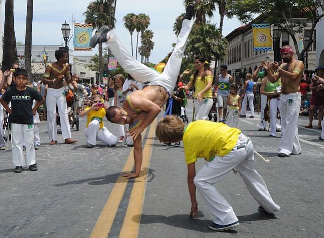 Santa Barbara Solstice Parade (June 21, 2014)