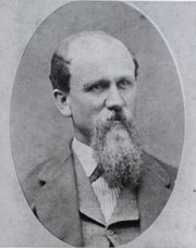 Thomas Hosmer, circa 1885