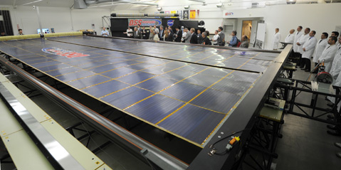 solar power mission to mars - photo #24