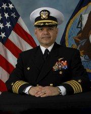 Captain Lawrence Vasquez