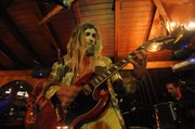 <b>HIPPIES HAVE EDGE:</b> Don't let the dreadlocks and sandy bare feet of frontman Chris Everett fool you: Pleasure makes fast, hard-driving rock and roll that is guaranteed to quicken your pulse and fire up your stoke meter.