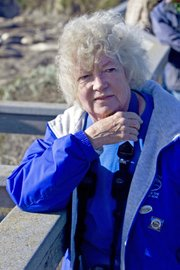 <b>NEWSPAPERWOMAN:</b>  Longtime Santa Barbara journalist Joan Crowder championed the urban environment, both cultural and ambient.
