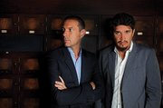 <b>IN THE GROOVE:</b>  Trip-hop duo Thievery Corporation brings its ambient electronica back to the Santa Barbara Bowl on Sunday, September 28.