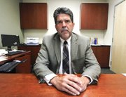 Darrel Parker, Santa Barbara Superior Court Executive Officer