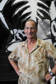 Area artist Eric Lehman.