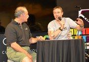 Bob Zaratzian interviews Voigt
