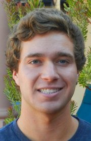 Alex Heuchert, SBCC cross country.