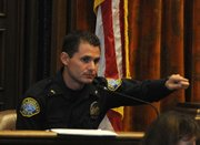 Officer Nathan Beltran identifies Aubrey Wadford in the courtroom