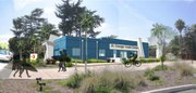Architect's drawing of new teen center in Isla Vista