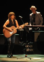 Chrissie Hynde at the Arlington Theatre