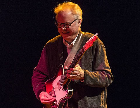 Bill Frisell at the Lobero Theatre.
